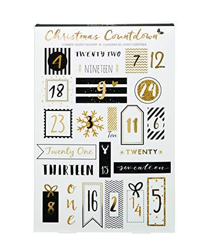 Calendario Conto Alla Rovescia.Technic Con Calendario Dell Avvento Natale Conto Alla Rovescia Cosmetici