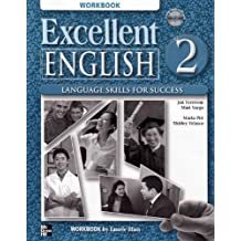 Excellent English 2 Workbook with Audio CD by Laurie Blass (2009-02-12)
