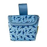 Difrax 972B01 Schnullertäschchen, blau