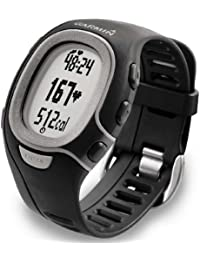 Garmin FR60 Mens Watch with Heart Rate Monitor - Black