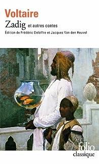 Romans et contes, I:Zadig et autres contes par  Voltaire