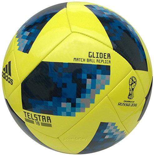 Adidas World Cup 2018 Russland Fussball Erwachsene Turnier Ball Größe 5 (Fußball Größe 5 Adidas)