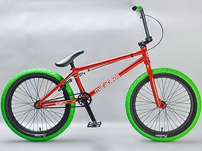Mafiabikes Kush 2+ 20 inch BMX Bike RED by Mafiabikes