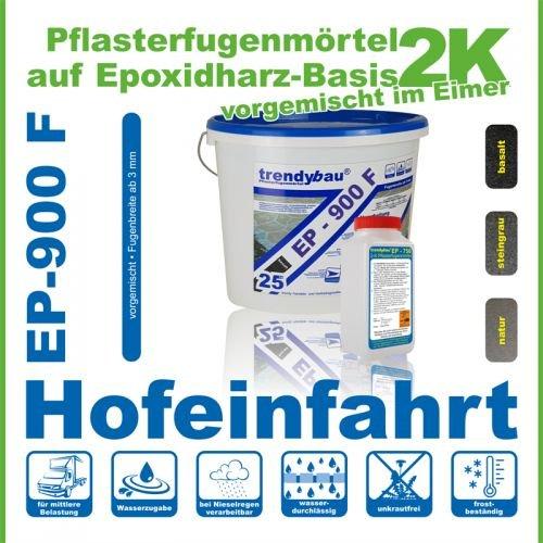EP- 900 F, 2K Pflasterfugenmörtel, EXCLUSIV NUR ONLINE Farbe sand-neutral