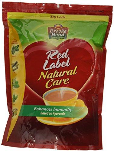 Red Label Brooke Bond,Natural Care Tea