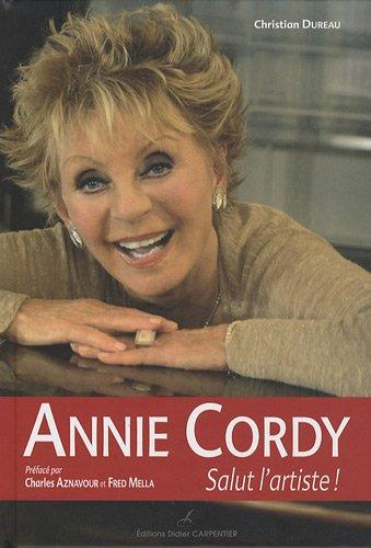 Annie Cordy : Salut l'artiste !