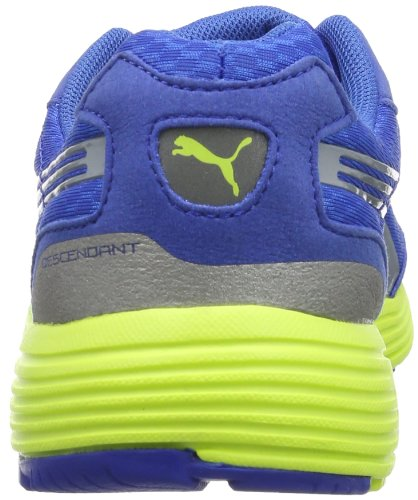 Puma Descendant Jr, Chaussures de sports extérieurs garçon blu (Blau (victoria blue-tradewinds 07))