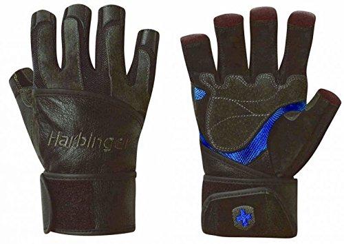 Harbinger Flexfit Classic Bandagenhandschuh, Fitnesshandschuh M