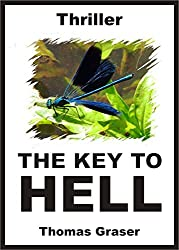 THE KEY TO HELL (THRILLER) (English Edition)