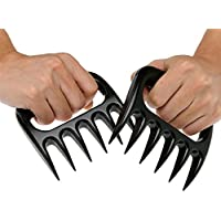 JJOnlineStore - 2Pcs Set of Professional Easy Grip BBQ Oven Grill Salad Mixer Meat Claws Forks Bear Handler Paws - Perfect for Handling and Shredding Beef, Lamb, Chicken, Pork, Turkey etc. by JJOnlineStore