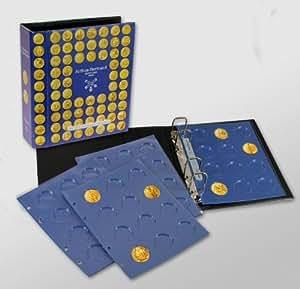 Album pour 120 Médailles-Souvenir Arthus-Bertrand 7801SP