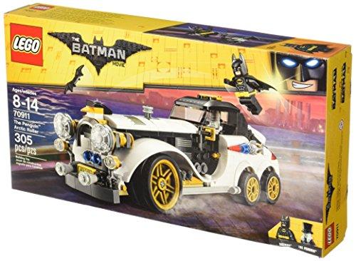 LEGO BATMAN MOVIE The Penguin Arctic Roller 70911 Building Kit (Lego Arctic Batman)