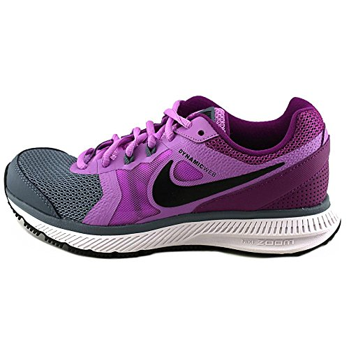 Nike Zoom Winflow MSL Femmes Synthétique Chaussure de Course Bl Grapht-Blk-Fuchs Glw-Bld Brry