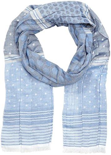 MLT Belts   Accessoires Havana Echarpe Mixte, Multicolore (bleu 1150)  Taille unique ( 592b21a5928