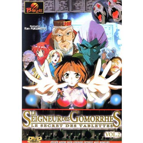 Le Seigneur des Gomorrhes vol 2 - manga