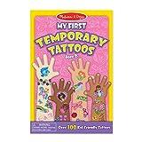 Melissa & Doug Mis Primeros Tatuajes Provisorios 2946