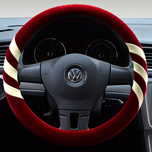 labellevie-universelle-couvre-volant-de-voiture-couvercle-du-volant-flocage-38cm