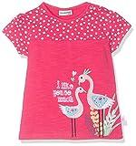 SALT AND PEPPER Baby-Mädchen B Wild Stick T-Shirt, (Pink 875), 80