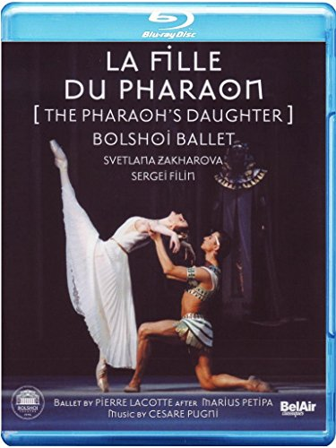 Ballett Deutsche Kostüm - The Pharaoh's Daughter - Pugni/Lacotte/Bolshoi Ballet [Blu-ray]