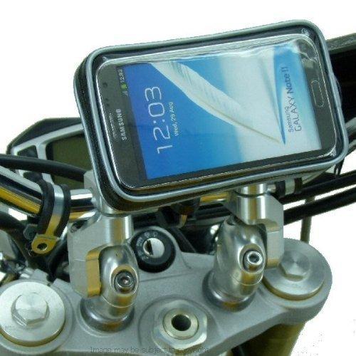 robustes Metall U-BOLZEN Motorrad Lenker Halterung für Galaxy Note 3 (SKU 18110)