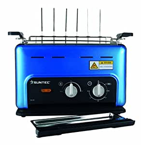 Home Essentials - BBQ-9431 - Grille-pains, 1500 watts, Bleu
