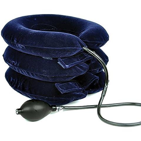 Collar de tracción cervical inflable FreeNeck