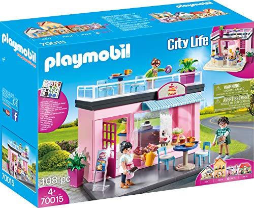 PLAYMOBIL City Life 70015 Mein Lieblingscafé, Ab 4 - Cafe Corner Lego