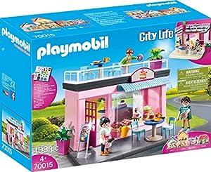Playmobil City Life 70015 Set de Juguetes - Sets de Juguetes (Acción / Aventura, 4 año(s), Chica, Interior,, Gente)