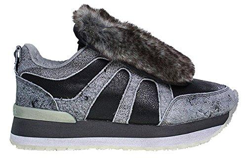 Mundart , Baskets pour femme gris gris Gris