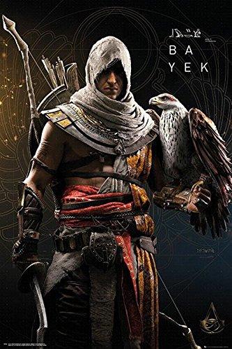 Assassin's Creed Origins Poster Bayek (61cm x 91,5cm)