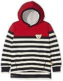 Steiff Baby-Jungen Sweatshirt 1/1 Arm, Mehrfarbig (Y/d Stripe|Multicolored 0001),86