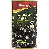 Gourmet - Aceitunas negras sin hueso - Extra - 150 g