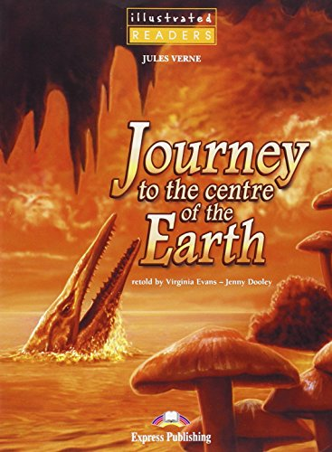 Journey to the centre of the earth. Student's book. Con CD Audio