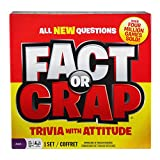 Fact or Crap Trivia Game