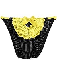 dentelle aimerfeel Sexy Debonair brève garniture en différentes couleurs, taille S (32-34), M (36-38)