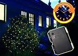 F-H-S LED Batterie-Netz 3x3m
