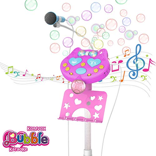 Karaoke Infantil Microfono Juguete Niños Maquina