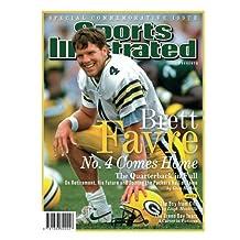 Sports Illustrated Brett Favre Special Commemorative Issue: No. 4 Comes Home