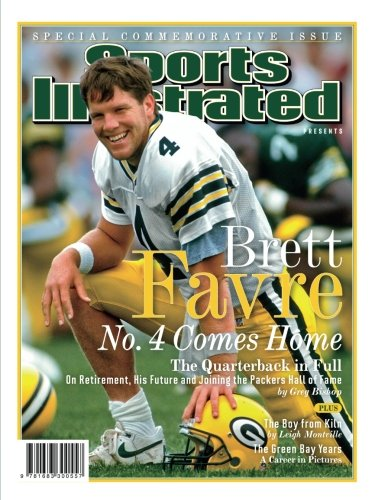sports-illustrated-brett-favre-special-commemorative-issue-no-4-comes-home