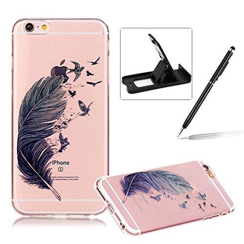 iphone-6s-plus-caoutchouc-cas-coqueiphone-6-plus-housse-herzzer-transparente-case-housse-for-iphone-