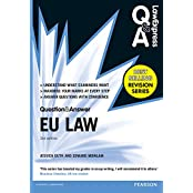 Law Express Question and Answer: EU Law (Q&A revision guide) (Law Express Questions & Answers)