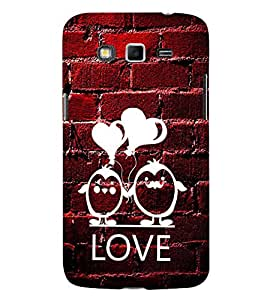 Fuson Designer Back Case Cover for Samsung Galaxy Grand Neo Plus I9060I :: Samsung Galaxy Grand Neo+ (Love Infactuation Love Heart pure Love Lovely)