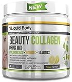 Best Collagen Powders - Liquid Body Beauty Collagen Powder   Hyaluronic Acid Review