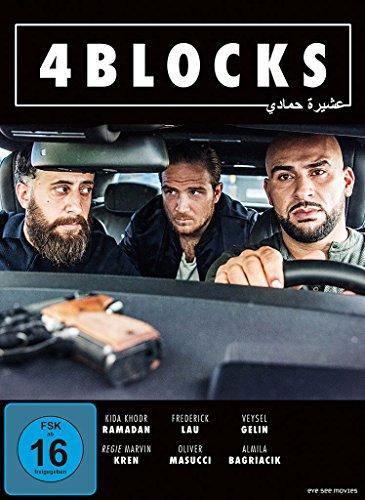 4 Blocks - Die komplette erste Staffel [2 DVDs]