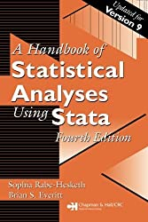 A Handbook of Statistical Analyses Using Stata, Fourth Edition by Brian S. Everitt (2006-11-15)