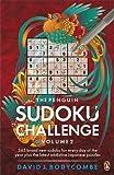 The Penguin Sudoku Challenge: Volume 2 (Penguin Press) by David J. Bodycombe (2011-10-06)