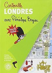 Londres: Avec Pénélope Bagieu