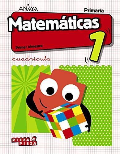 Matemáticas 1 Cuadrícula (Incluye Taller de Resolución de problemas) (Pieza a Pieza)