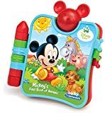 Disney Baby - Baby Mickey's First Book of Animals