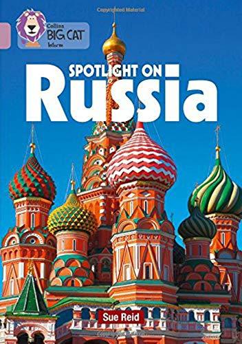 Spotlight on Russia: Band 18/Pearl (Collins Big Cat)